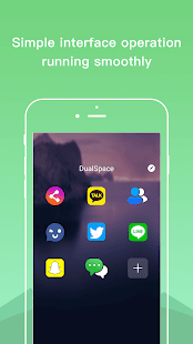 Dual Space - Multiple Accounts & App Cloner Capture d'écran