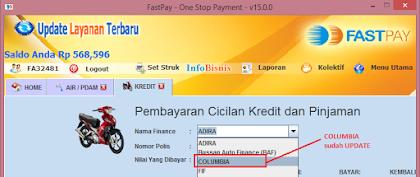 Fastpay cicilan kredit