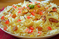 Mugalai Fruit Pulao