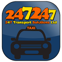 247247 Taxis Hastings icon