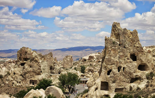 Classic Turkey Itinerary 10 Days: Istanbul, Ephesus, Pamukkale, and Cappadocia // Goreme Open Air Museum