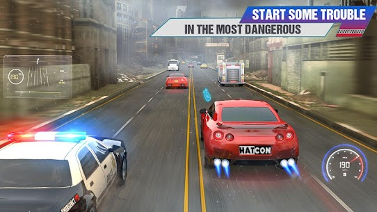 Crazy Car Traffic Racing Games 2019 : Free Racing 8