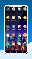 Agonica Icon Pack APK screenshot thumbnail 11