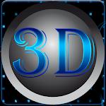 Next Launcher 3D Theme Hit-B Icon