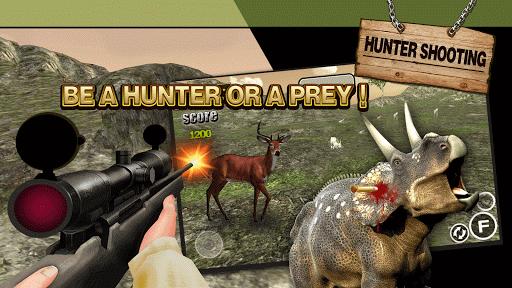 Simulator Fury Hunter Shoot