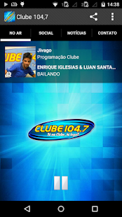 Clube FM São Carlos - náhled