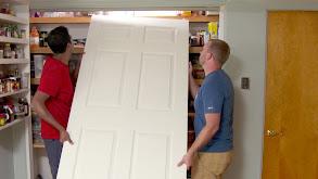Pantry Doors; Reflective Shingle thumbnail