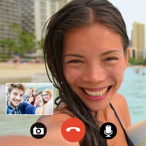 Fake video call - FakeTime 2.0 遊戲 App LOGO-硬是要APP