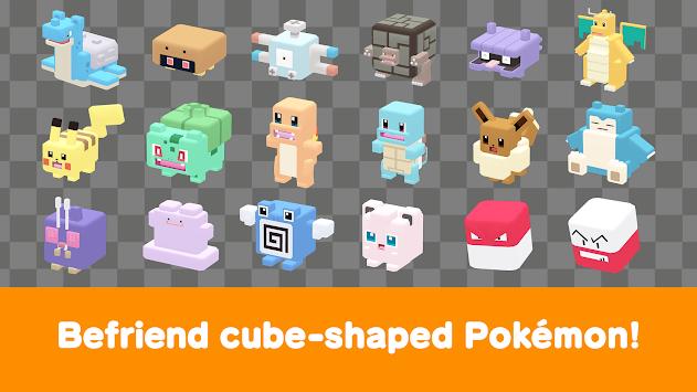 Pokémon Quest apk screenshot