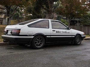 スプリンタートレノ AE86 GT-APEXのカスタム事例画像 イチDさんの2021年02月26日21:58の投稿