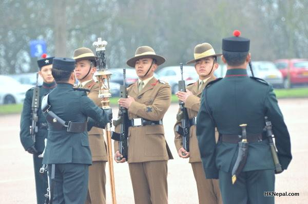 नयाँ गोर्खा सैनिकको शपथ, अफगानिस्तान मिसन पूरा गरेका गोर्खा सैनिकहरु अभिनन्दित…