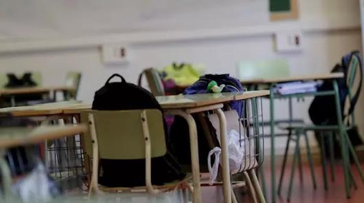 Covid: solo dos aulas cerradas en los 680 centros educativos de Almería