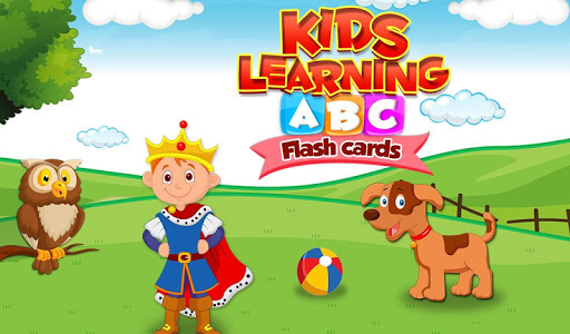 Kids Learning ABC Flash Cards v1.0.0