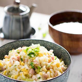 Yakimeshi - Japanese Fried Rice.
