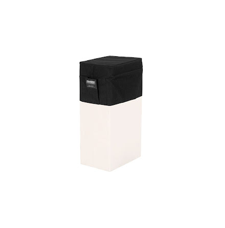 Apple Box Seat Cover Black - Vertical