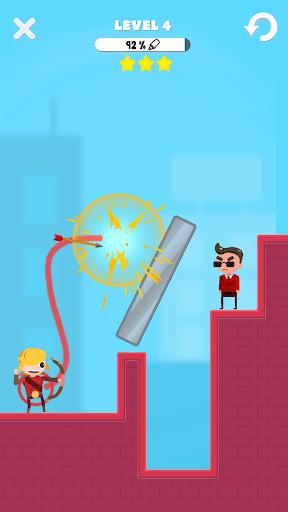 Crazy Arrow - Drawing Puzzles filehippodl screenshot 3