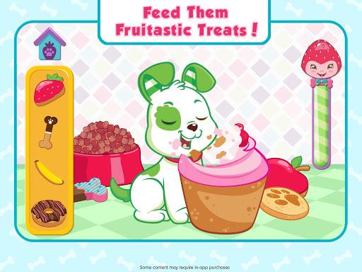Strawberry Shortcake Puppy Palace android2mod screenshots 15