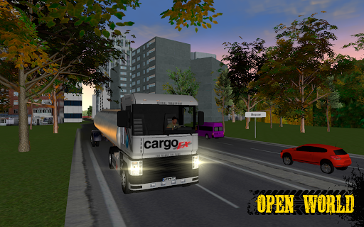 Truck Simulator: Russia android2mod screenshots 6