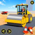 City Road Construction Simulator icon