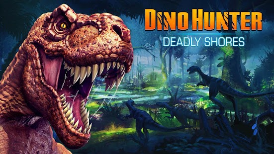 DINO HUNTER: DEADLY SHORES- screenshot thumbnail