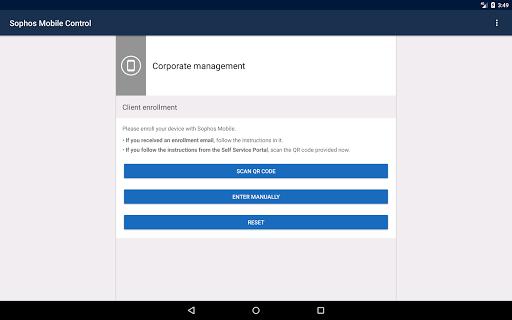 Sophos Mobile Control screenshot 12