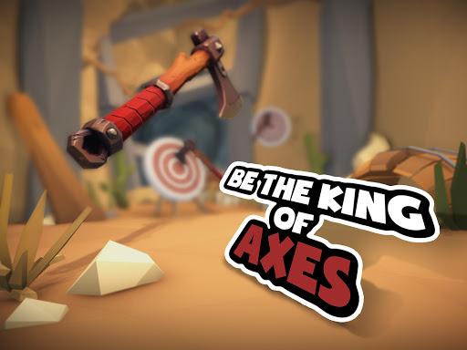 King of Axe Toss