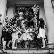 Wedding photographer Ciprian Grigorescu (CiprianGrigores). Photo of 04.01.2018