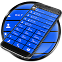 Dialer Cards Cobalt Theme icon