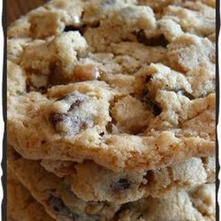 Oatmeal Toffee Cookies.