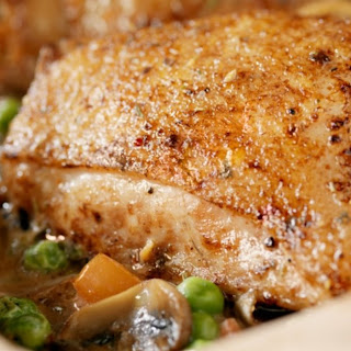 Chicken Marsala Bake.