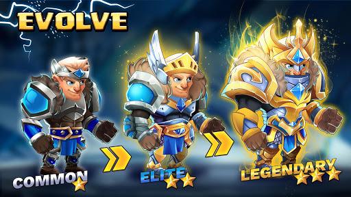 Tiny Gladiators 2: Heroes Duels - RPG Battle Arena 2.0.1 screenshots 2