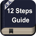 12 Step Guide - AA icon