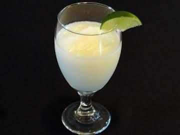 Rum Coconut Slush