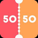 5050 Split Up!
