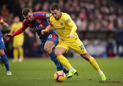 Maurizio Sarri fait le point sur la situation contractuelle d'Eden Hazard