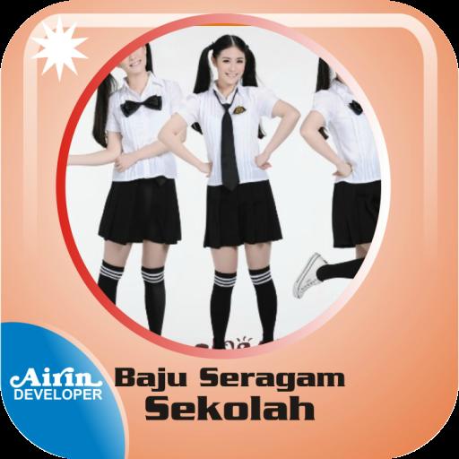 Model Baju Seragam Sekolah