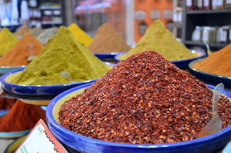 i colori delle spezie di tatiana morello