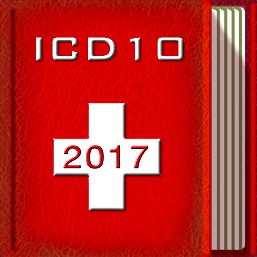ICD10 Consult 2017 醫療 App LOGO-硬是要APP