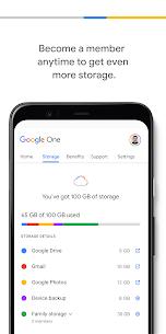 Google One APK Latest Version 3