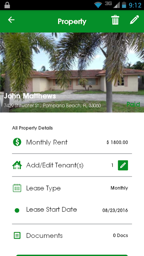 RentPal – Property Manager- screenshot