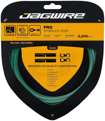 Jagwire Mountain Pro Disc Hose 3m Requires Mountain Pro Quick-Fit Kit alternate image 3