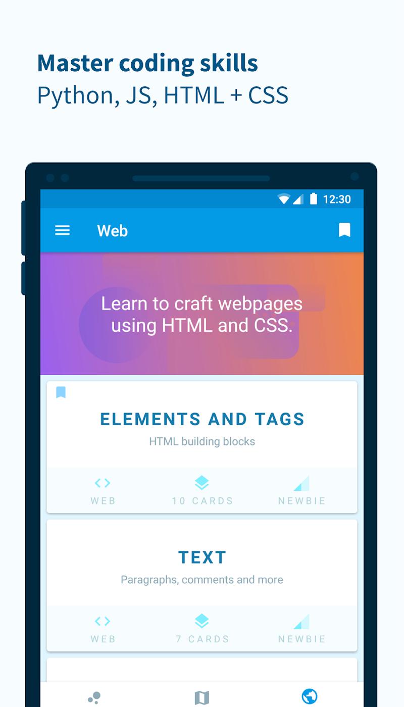 Encode: Learn to Code Screenshot 3