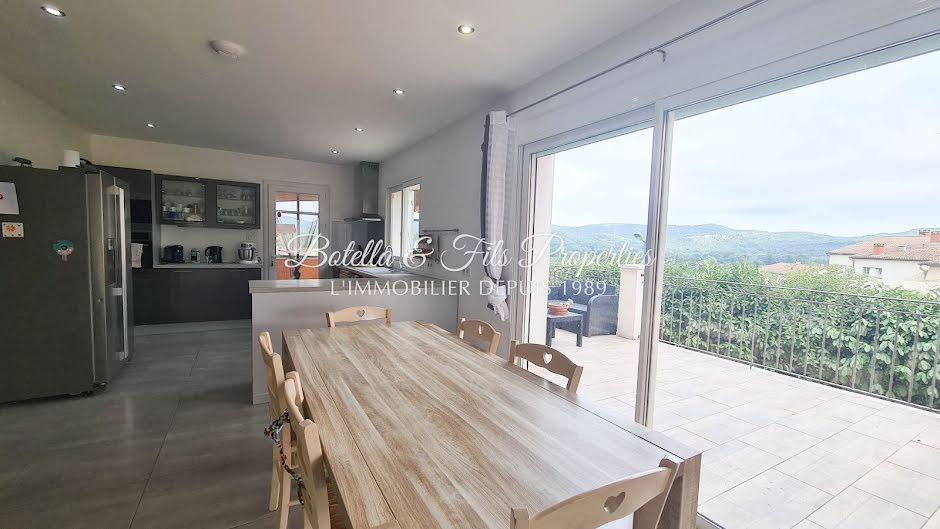 Vente maison 6 pièces 130 m² à Goudargues (30630), 360 400 €