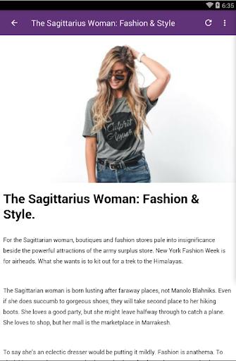 SAGITTARIUS WOMAN - Apps on Google Play