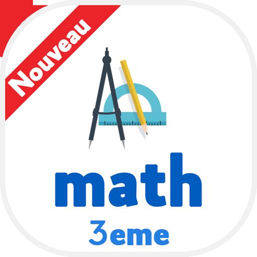 cours de maths 3eme Icon