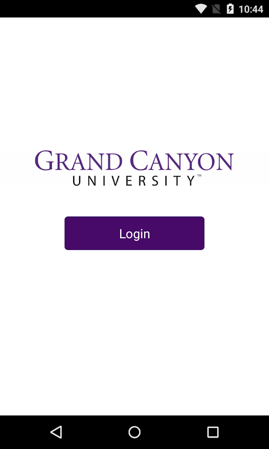 GCU Student- screenshot