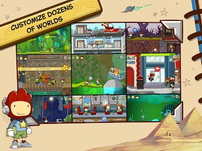 لعبة Scribblenauts Unlimited 10