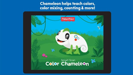 Think & Learn Chameleon - náhled