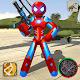 Iron Soider Stickman Rope Hero Gangstar War Crime Download for PC Windows 10/8/7