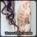 Women Tattoo Designs icon
